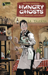 Hungry Ghosts #2 (Of 4) (Mature Readers)