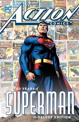 Action Comics #1000 80 Years Of Superman Hc