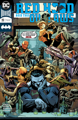 Red Hood And The Outlaws #19 (DEC170324)