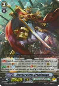 Bravest Viktor, Grandgallop - G-EB03/007EN - RRR