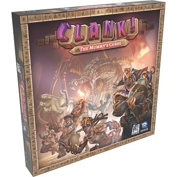 Clank! The MummyS Curse