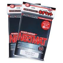 KMC Neo Matte Black