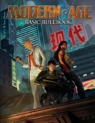 Modern Age - Basic Rulebook