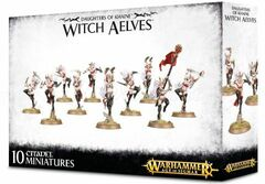 Daughters Of Khaine Witch Aelves (Re-Pack)