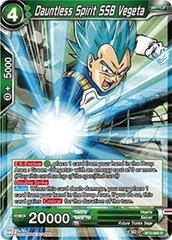 Dauntless Spirit SSB Vegeta - BT3-060 - R on Channel Fireball