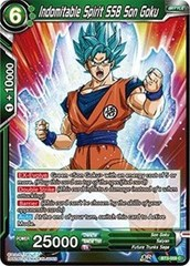 Indomitable Spirit SSB Son Goku - BT3-059 - C