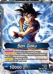 Son Goku // Heightened Evolution Super Saiyan 3 Son Goku - BT3-032 - UC