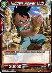 Hidden Power Uub - BT3-014 - C