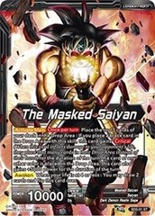 The Masked Saiyan // Bardock, Unbound by Darkness - SD3-01 - ST