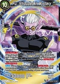 Fu Shrouded In Mystery Bt3 118 Sr Dragon Ball Super