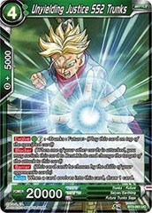 Unyielding Justice SS2 Trunks - BT3-061 - UC
