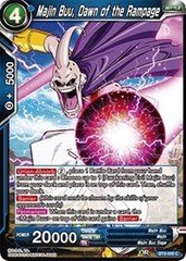 Majin Buu, Dawn of the Rampage (Foil) - BT3-050 - C