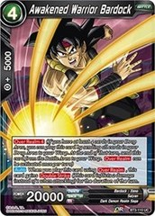 Awakened Warrior Bardock (Foil) - BT3-110 - UC