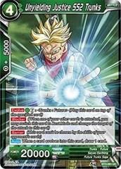 Unyielding Justice SS2 Trunks (Foil) - BT3-061 - UC