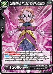 Supreme Kai of Time, World's Protector (Foil) - BT3-113 - C