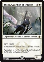 Thalia, Guardian of Thraben on Channel Fireball