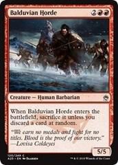 Balduvian Horde - Foil (A25)