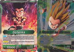 Gotenks // Prodigious Strike Super Saiyan Gotenks - P-027 - PR