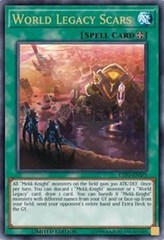 World Legacy Scars - EXFO-ENSP1 - Ultra Rare - Limited Edition
