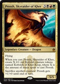Prossh, Skyraider of Kher - Foil