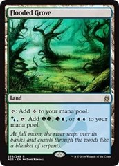 Flooded Grove on Channel Fireball