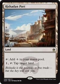 Rishadan Port - Foil