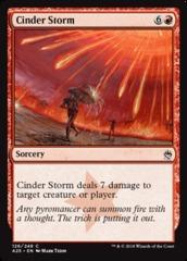 Cinder Storm - Foil