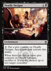 Deadly Designs - Foil