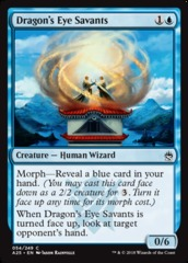 Dragon's Eye Savants - Foil