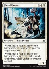 Fiend Hunter - Foil