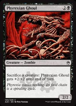 Phyrexian Ghoul - Foil
