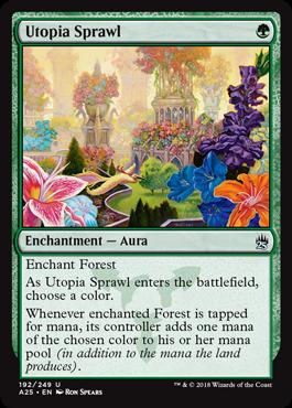 Utopia Sprawl - Foil