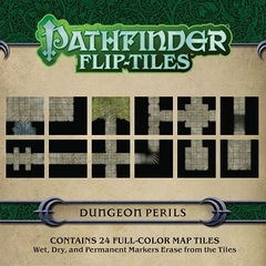 Pf Flip-Tiles: Dungeon Perils Expansion