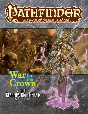 PF131 War Of The Crown 5: The Reapers Right Hand