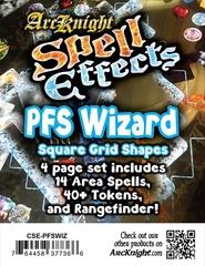 Spell Effects: Pfs Wizard