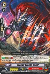 Stealth Dragon, Enbai - G-BT14/076EN - C on Channel Fireball