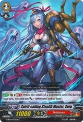 Spirit-calling Stealth Master, Suzu - G-BT14/075EN - C on Channel Fireball