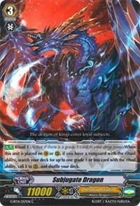 Subjugate Dragon - G-BT14/057EN - C