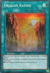 Dragon Ravine - LCKC-EN072 - Secret Rare - 1st Edition
