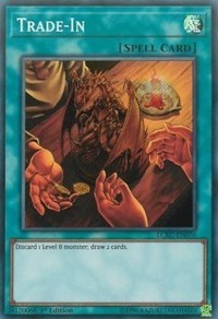 Trade-In - LCKC-EN076 - Secret Rare - 1st Edition