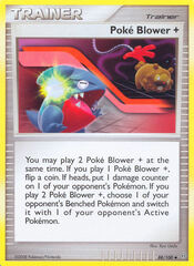 Poke Blower - 88/100 - Uncommon