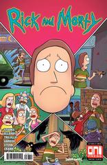 Rick & Morty #36 Cvr A