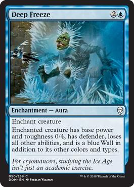 Deep Freeze - Foil