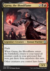 Garna, the Bloodflame - Foil