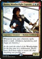 Jhoira, Weatherlight Captain - Foil