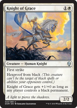 Knight of Grace