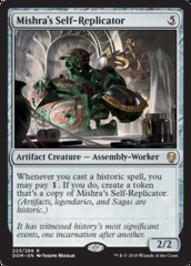 Mishra's Self-Replicator - Foil