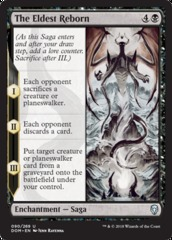 The Eldest Reborn - Foil