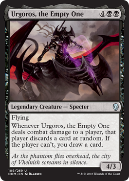Urgoros, the Empty One - Foil