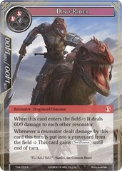 Dino-Rider - TSW-033 - R